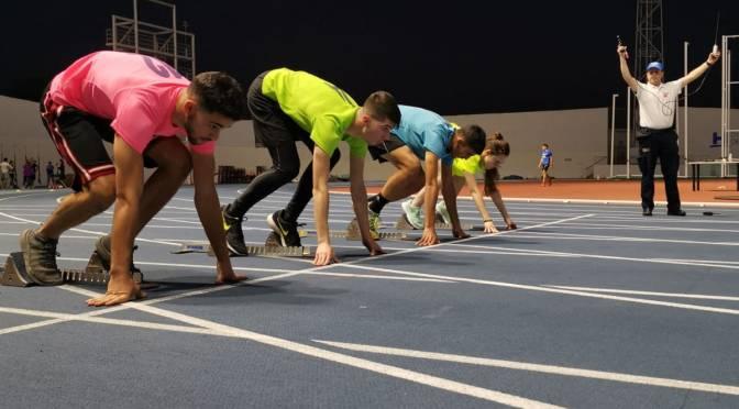 Celebrada la jornada de atletismo